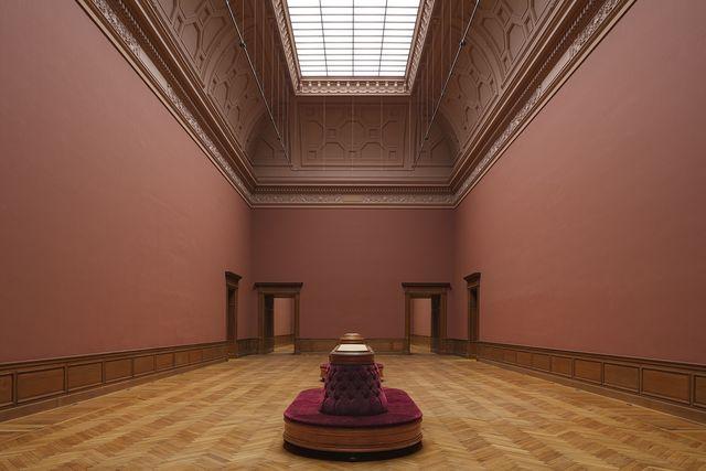 il museo reale di belle arti di anversa dopo il resyling di kaan architecten
