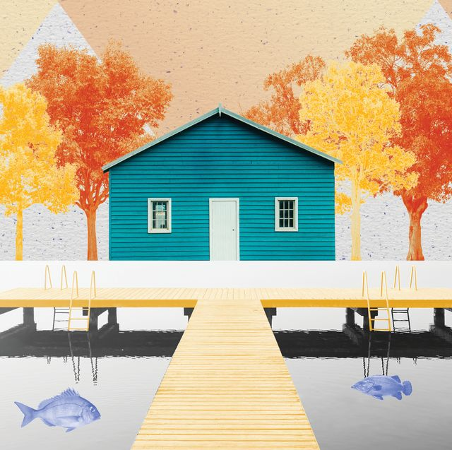 House Beautiful10 Lake House Options That Won't Cost You All Your Savings