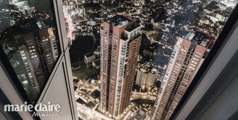 City, Metropolitan area, Skyscraper, Human settlement, Commercial building, Condominium, Metropolis, Property, Building, Mixed-use,