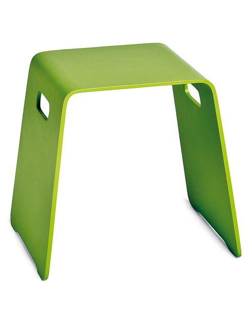 Stool, Green, Table, Furniture, Step stool, Ladder, Outdoor table,