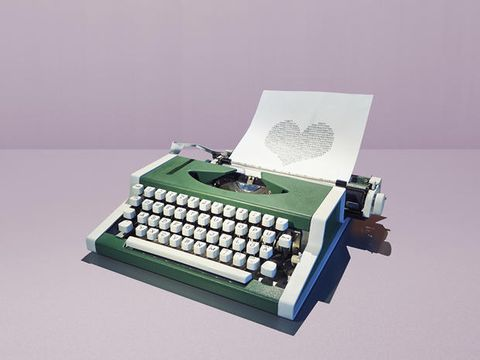 Typewriter, Office equipment, Space bar, Office supplies, Teal, Font, Number, Turquoise, Machine, Symbol,