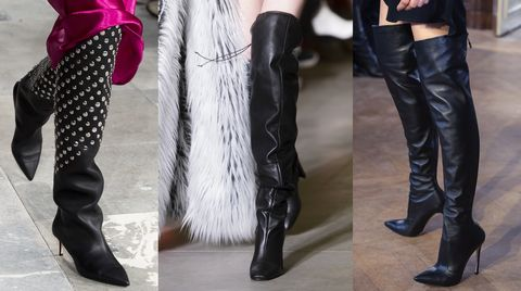 huge discount 197e2 c5d80 Moda autunno inverno 2019-2020, le scarpe che adorerai ...