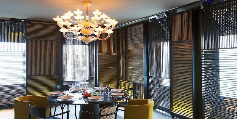 10 ristoranti di design a milano for Designer a milano