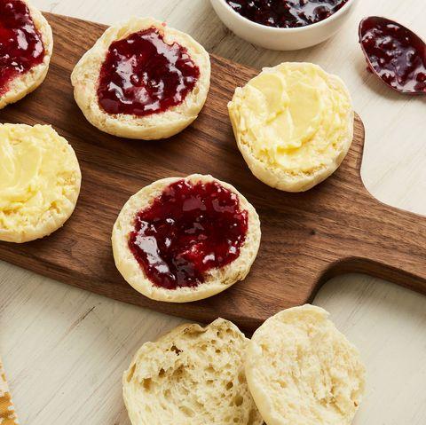 English Muffins - Delish.com