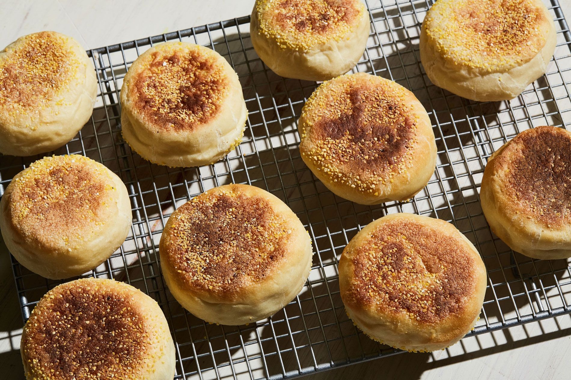 Best English Muffin Recipe How To Make English Muffins