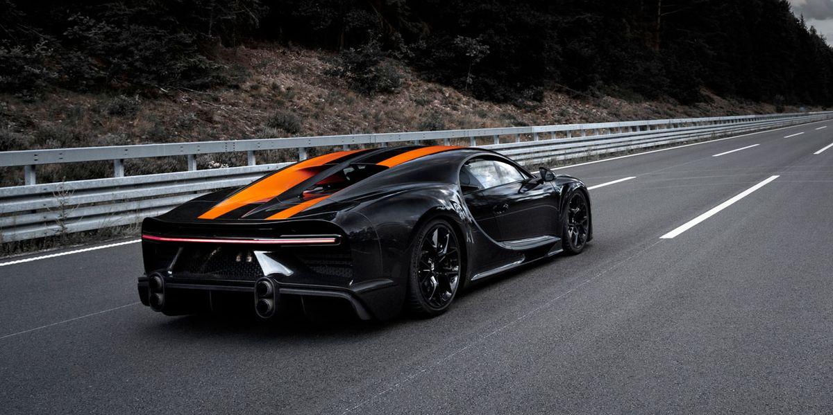 Bugatti Chiron Passes 300 Mph Sets New World Record