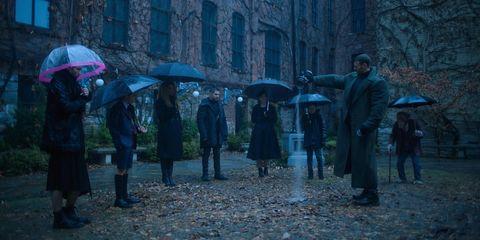 10 superheroes 2019 umbrella academy