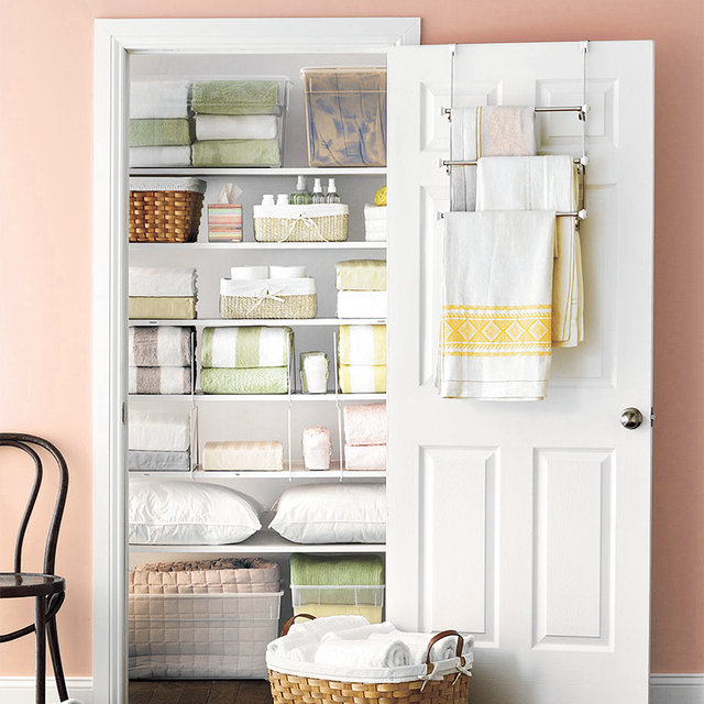 Linen Closet Organization Ideas How To Organize Your Linen Closet