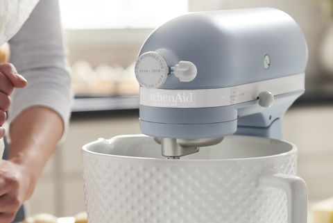 Kitchenaid S Newest Stand Mixer Color Is More Calming Than 10 Deep