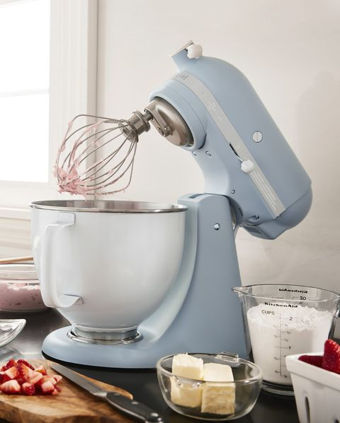 Flipboard You Can Now Get Kitchenaid S Chic 100th Anniversary Mixer