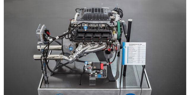 See And Hear Chrysler S 1000 Hp Mopar 426 Hemi Crate Engine