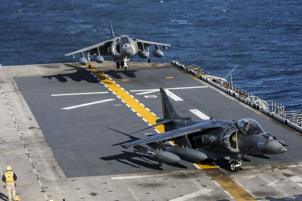 All the U.S. Military Hardware Headed to the Middle East
