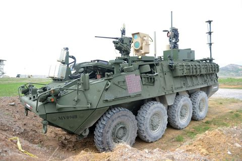 Military vehicle, Vehicle, Motor vehicle, Armored car, Combat vehicle, Armored car, Tank, Mode of transport, Military, Self-propelled artillery,