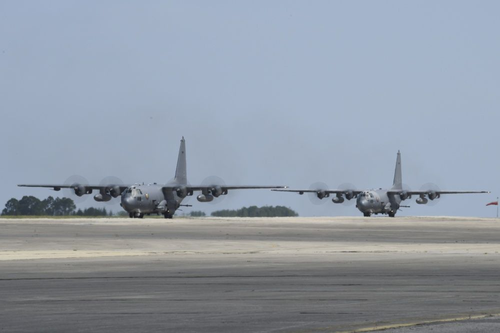 """The Air Force's """"Spooky"""" Gunships Have Flown Overseas for the Last Time"""