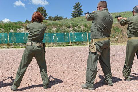 Practical shooting, Recreation, Military, Soldier, Sport venue, Uniform, Military uniform, Marines,
