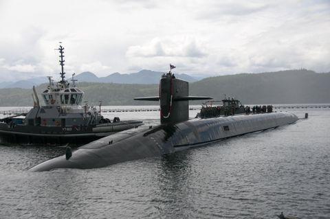 uss nebraska, ssbn, submarine