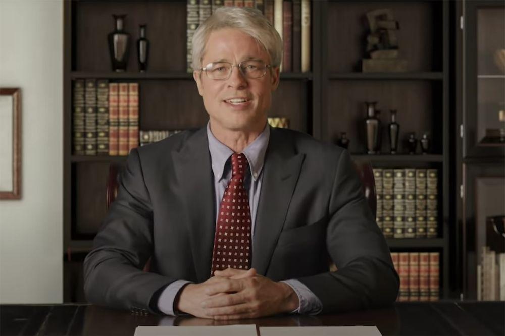 Brad Pitt's 'SNL' Dr. Fauci Deserves His Own Show
