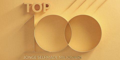 top 100 jonge miljonairs selfmade