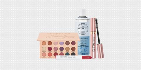 Product, Beauty, Brown, Pink, Liquid, Eye, Material property, Eye shadow, Cosmetics, Beige,