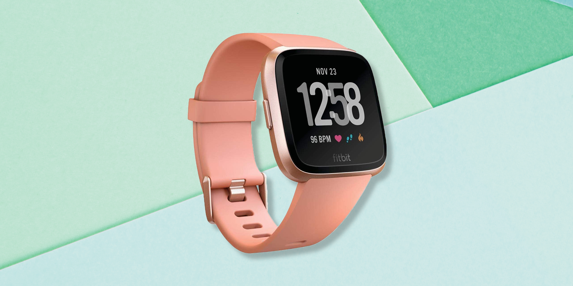 The FitBit Versa Is On Sale For $30 Off On Amazon Right Now