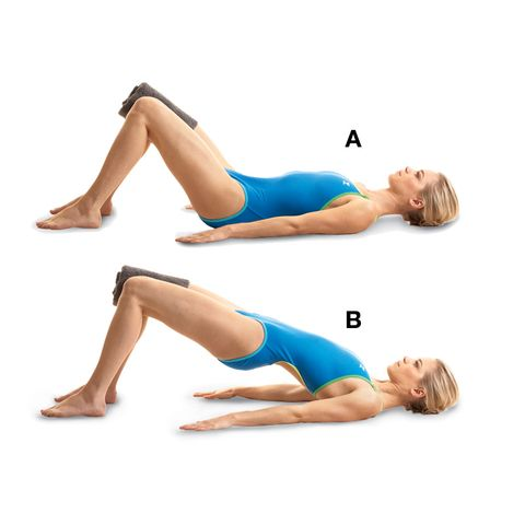 Image result for glute Bridge Squeeze