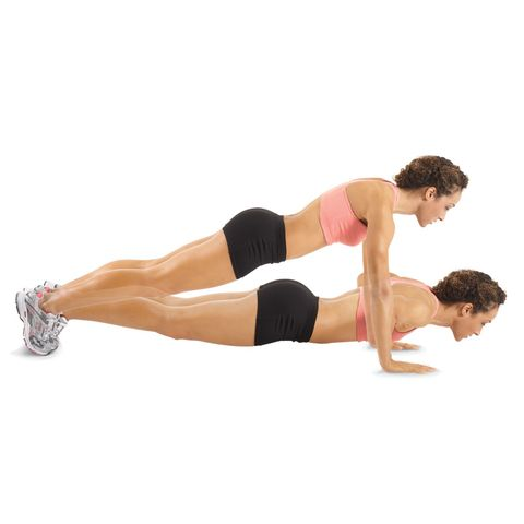 how to do a pushup the perfect pushup