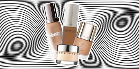 anti aging foundations