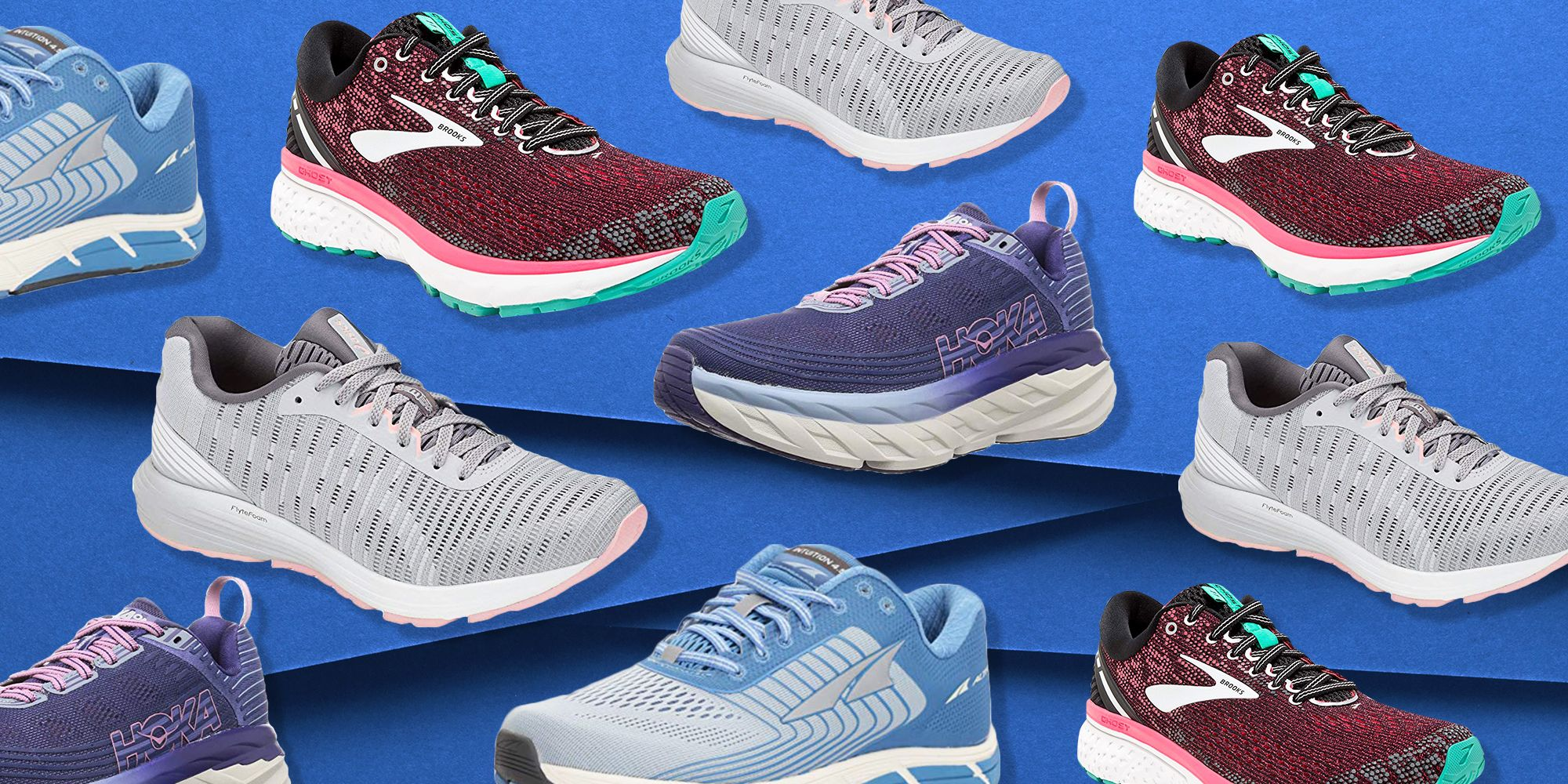 20 Best Walking Shoes For Women In 2019, Per Podiatrists