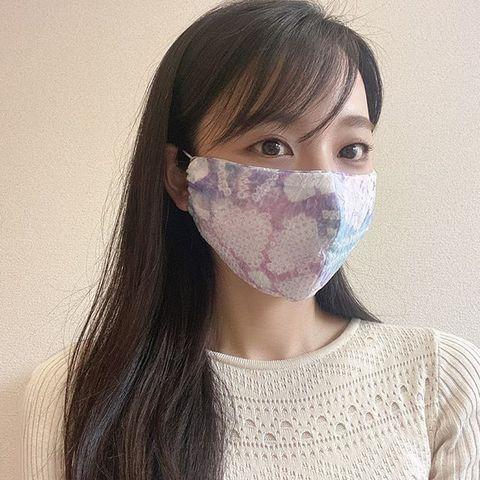 エレ女のマスク