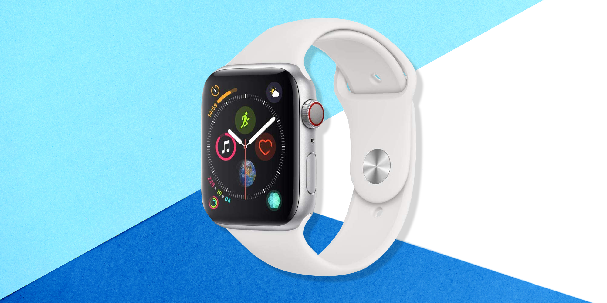The Apple Watch Series 4 Is On Sale On Amazon For An All-Time Low Price Of $129 Off Right Now