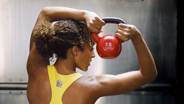 The 14 Best Kettlebell Exercises For A Total-Body Transformation