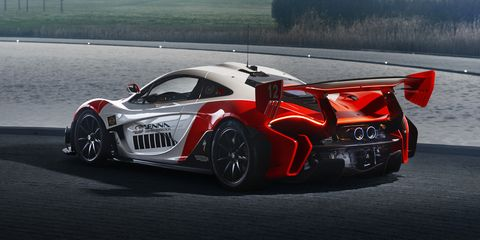 Mclaren P1 Gtr Senna Tribute Revealed Mclaren Hypercar In Marlboro
