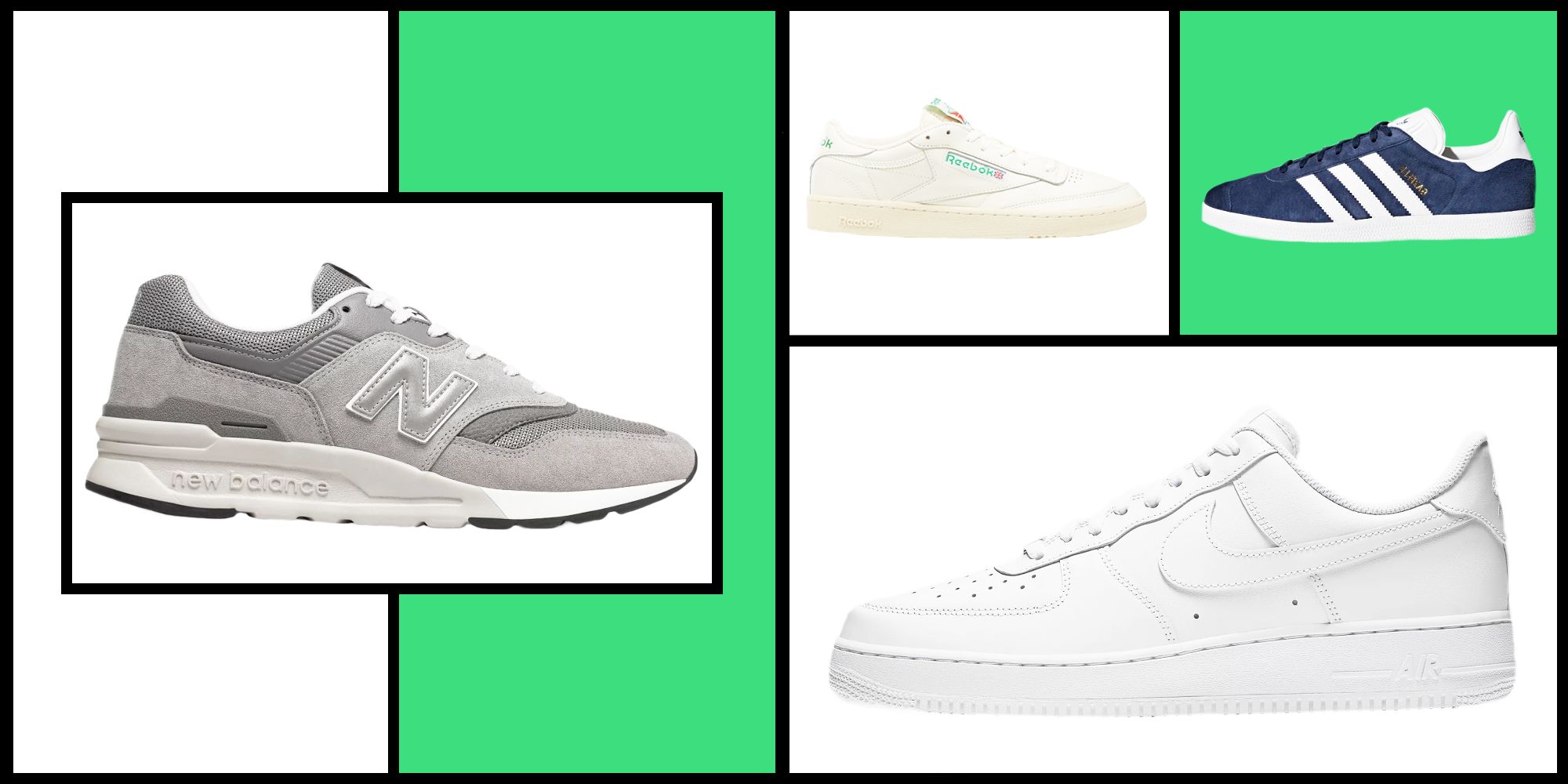 The 15 Coolest Sneakers Under $100