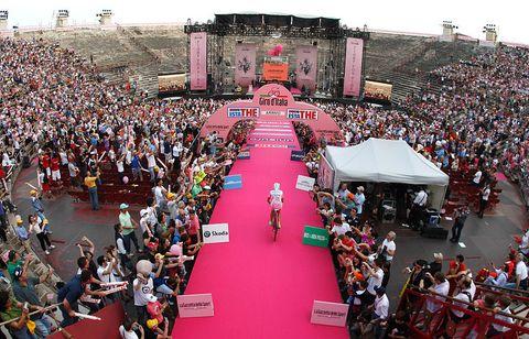 Win een trip naar de Tijdrit in de Giro d'Italia met Selle Italia