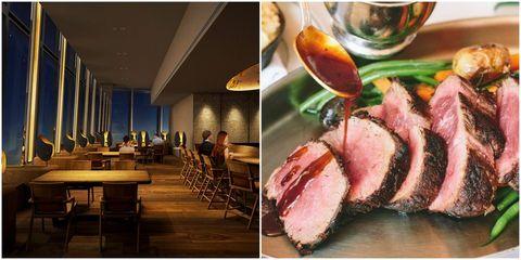微風南山,鐵板燒,燒肉,和牛47,高空酒吧,信義區美食,ukai,Smith & Wollensk,牛排,約會餐廳