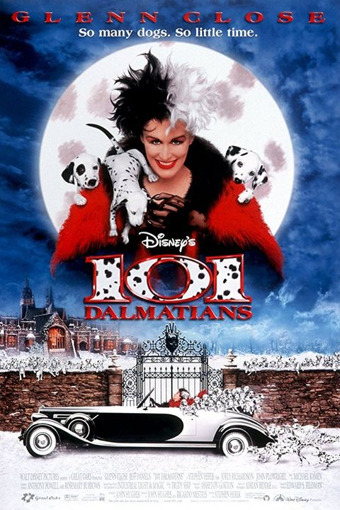 Dog Movies 101 Dalmatians
