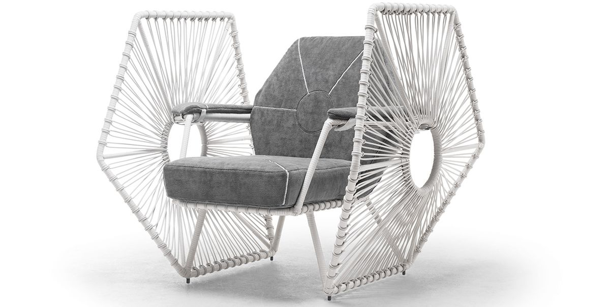 'Star Wars' Furniture Collection Released from Filipino Designer Kenneth Cobonpu...