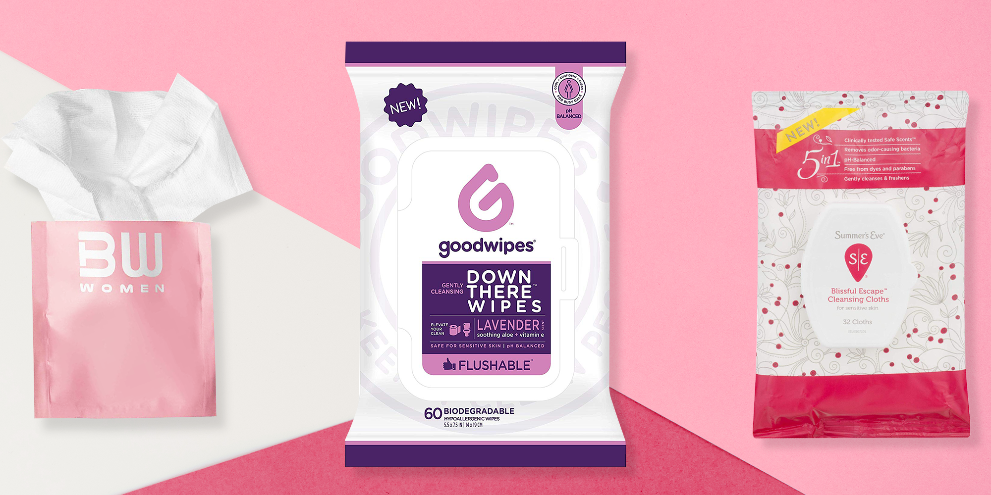 20 Feminine Wipes to Keep You Feeling Fresh Down There, Approved By Gynos