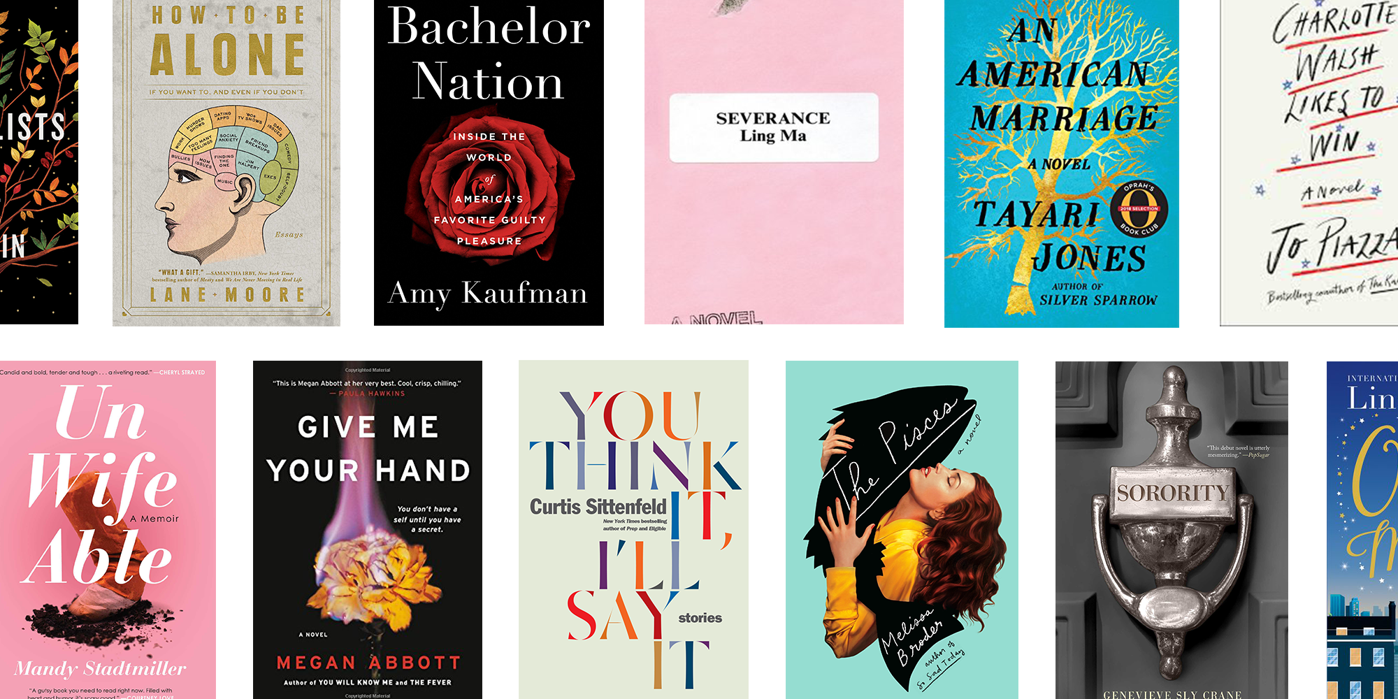Best Books 2018 Marie Claire Editors Pick The Books Women