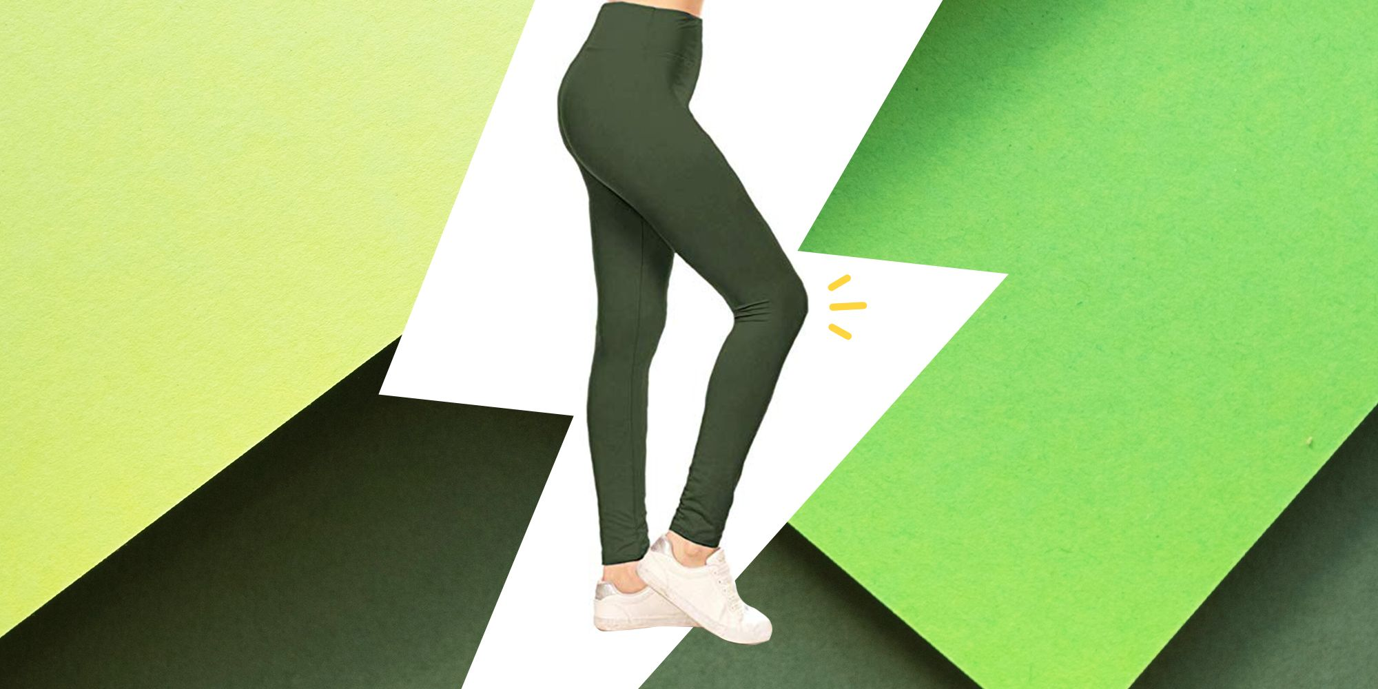 These $11 Leggings Depot Pants Have More Than 10,000 Positive Reviews On Amazon