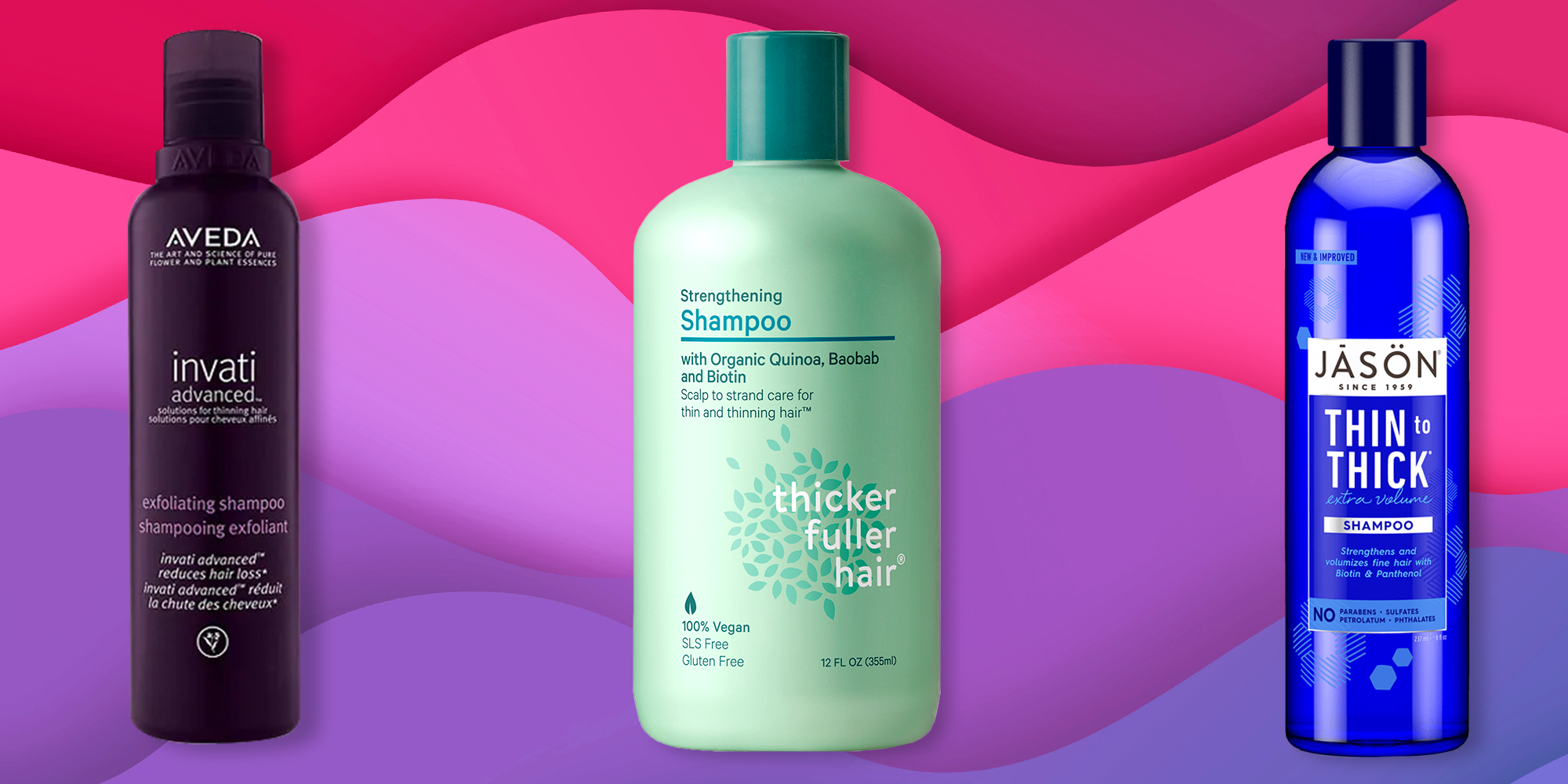 35 Best Shampoos For Thinning Hair 3535 - Shampoo For Hair Loss