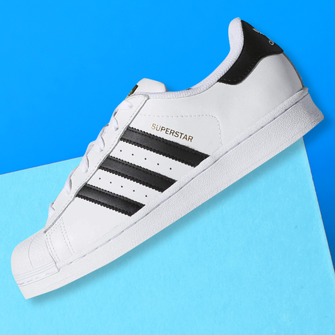 salvare 04571 b2c9c Adidas Superstar Sneakers Are On Sale For 25% Off On Amazon