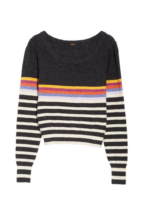 Clothing, Sweater, Sleeve, Long-sleeved t-shirt, Yellow, Jersey, T-shirt, Outerwear, Top, Wool,