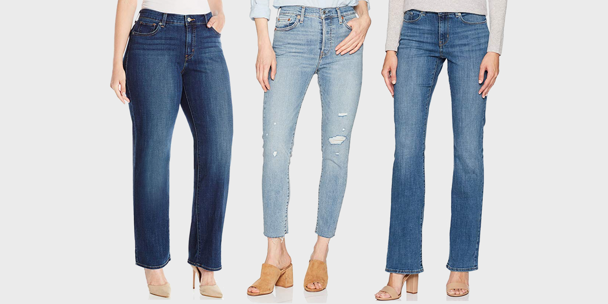Levi's Incredible Jeans Sale Is Making Me Want a New Pair for Fall