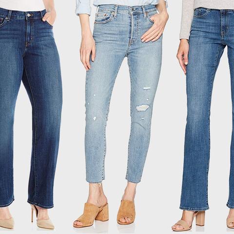 Denim, Jeans, Clothing, Blue, Pocket, Waist, Leg, Textile, Standing, Thigh,