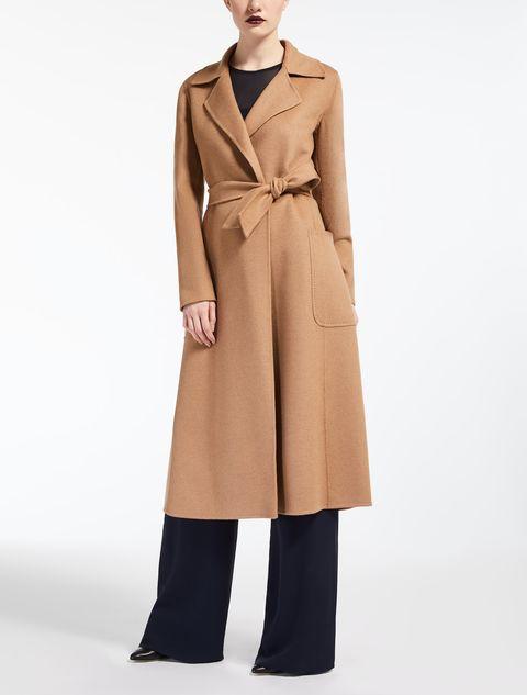 cappotti cammello, cappotti max mara