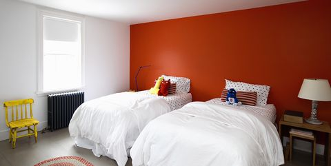 22 Stylish Accent Wall Ideas - How to Use Paint, Wallpaper ...