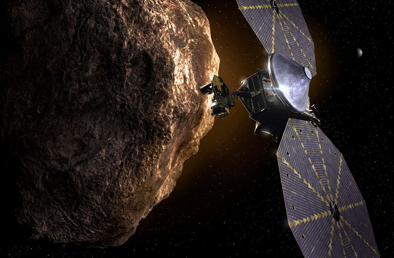 NASA Is About to Study Some Awfully Old Asteroids