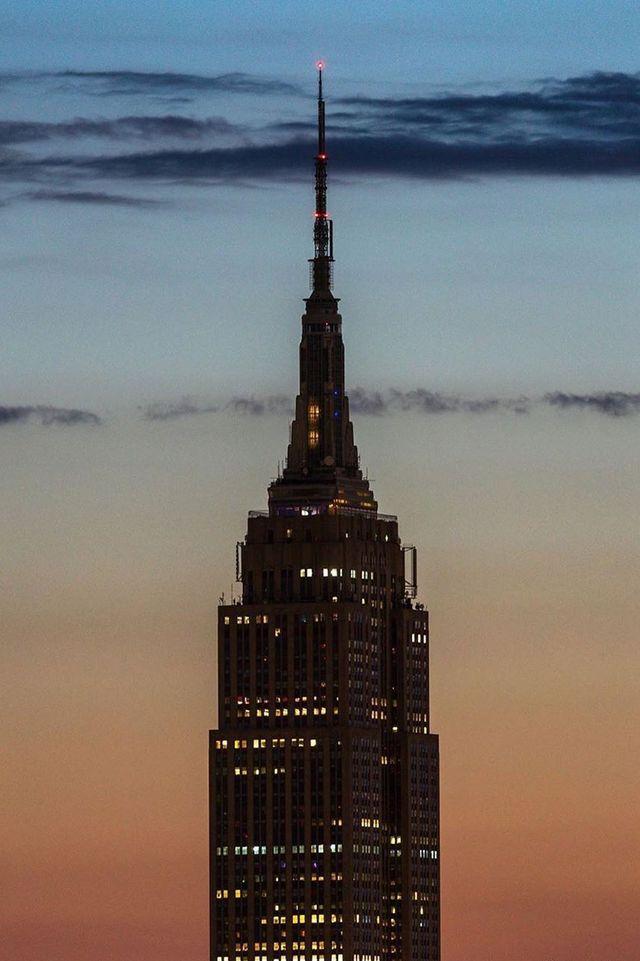 empire state building, black lives matter, new york