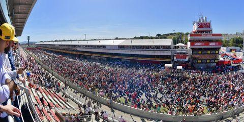 Calendario F1 2020 Sky.El Gp De Espana Se Mantiene En El Calendario De 2020
